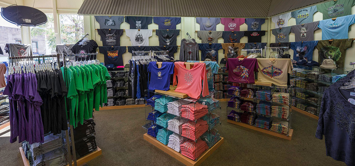 Coppertown T-Shirt Store